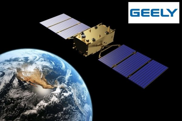 Because American GPS is not good enough, Geely is launching its own satellites