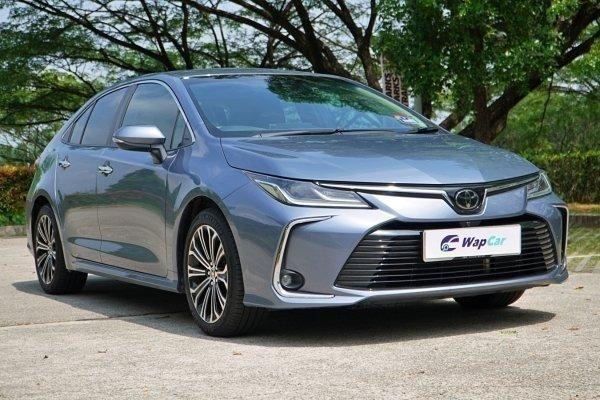 Rebiu: Toyota Corolla Altis 1.8G 2020  – Tak selaju Civic, tapi lagi selesa!