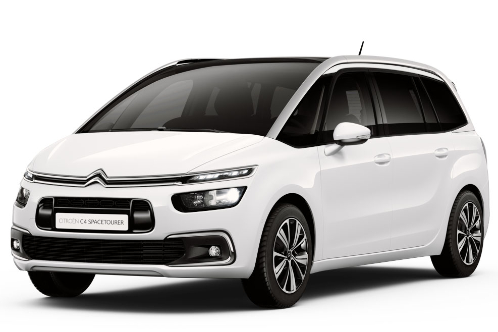 2018 Citroën Grand C4 SpaceTourer