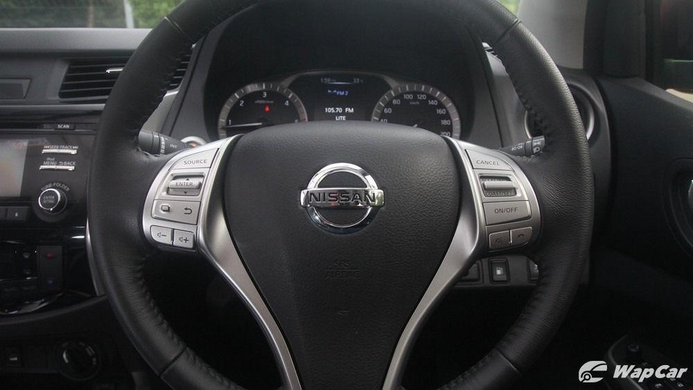 2018 Nissan Navara VL 2.5 (A) Interior 006