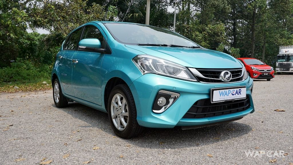 2018 Perodua Myvi 1.3 Premium X AT Others 003