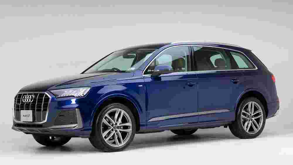 2020 Audi Q7 launched in Thailand – no Virtual Cockpit but adds 2 new touchscreens