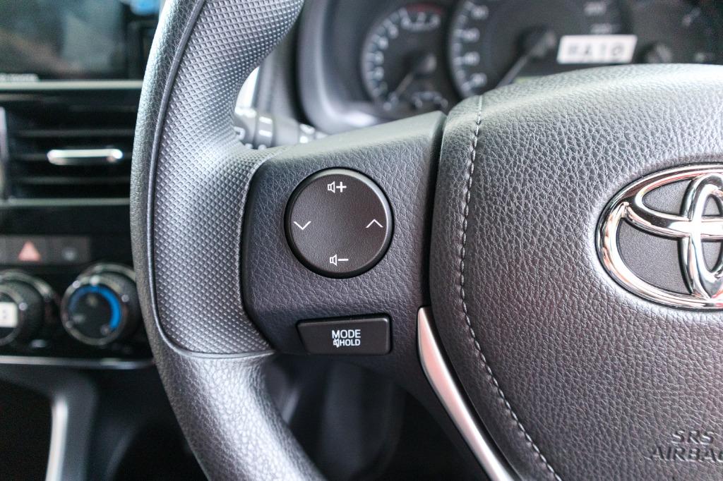 2019 Toyota Yaris 1.5E Others 007