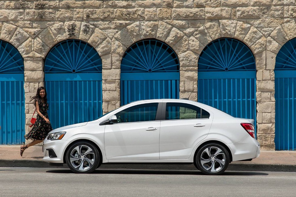 Chevrolet Sonic Sedan (2019) Others 004