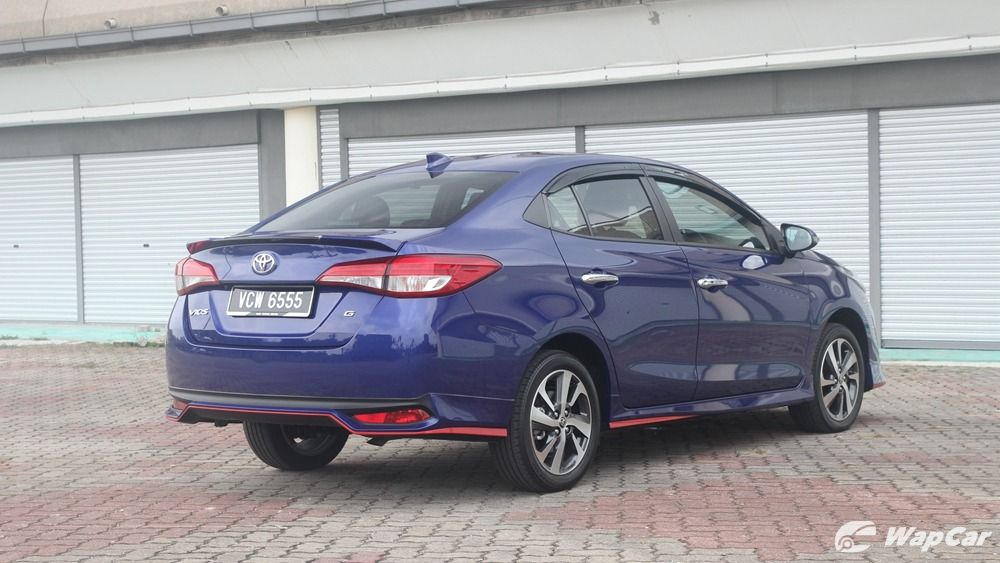 toyota vios xe 2019-I'm pretty serious about this. Does the new toyota vios xe 2019 have more safety features than the previous version? Did i just get cheated?01