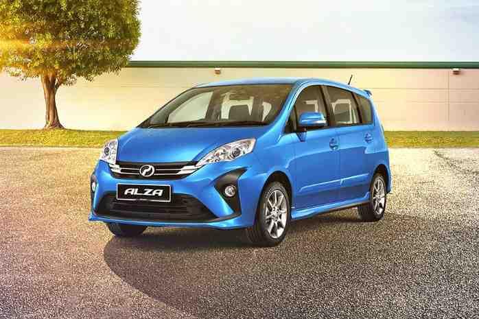 Perodua Alaza Received The Facelift Again