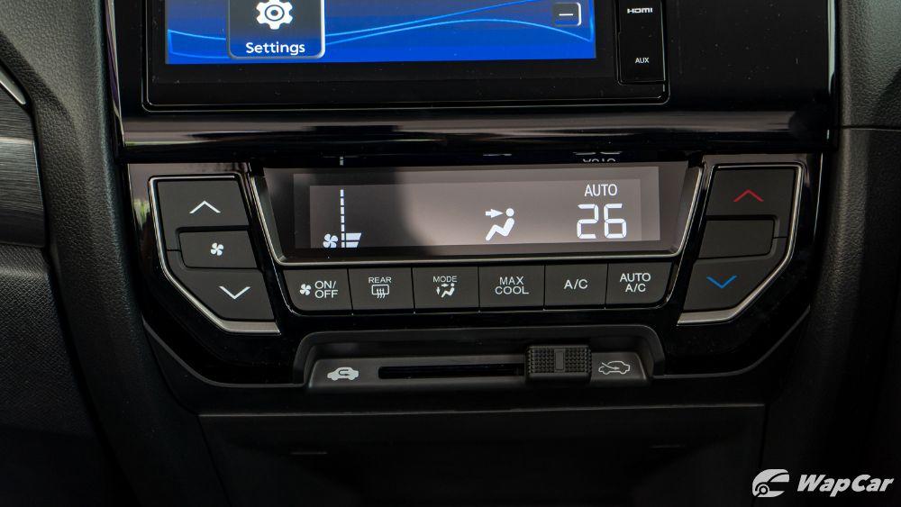 2020 Honda BR-V 1.5L V Interior 009