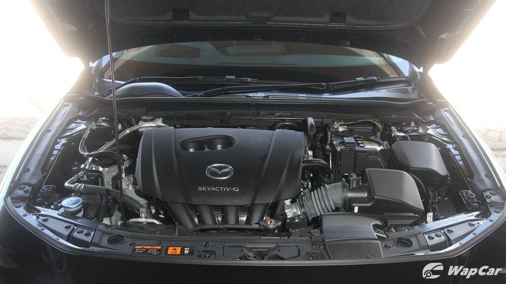 2019 Mazda 3 Sedan 2.0 SkyActiv High Plus Others 005