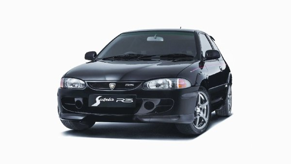 2004 Proton Satria R3 1.8, Race Rally Research's first-ever star