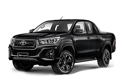2018 Toyota Hilux Double Cab 2.8 L-Edition AT 4x4