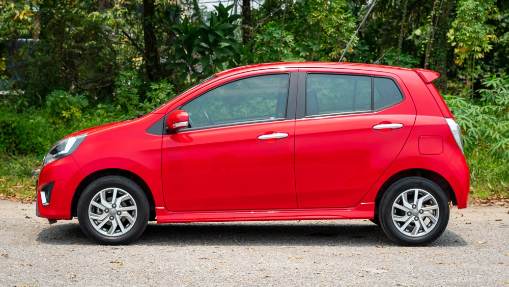 2018 Perodua Axia Advance 1.0 AT Others 006