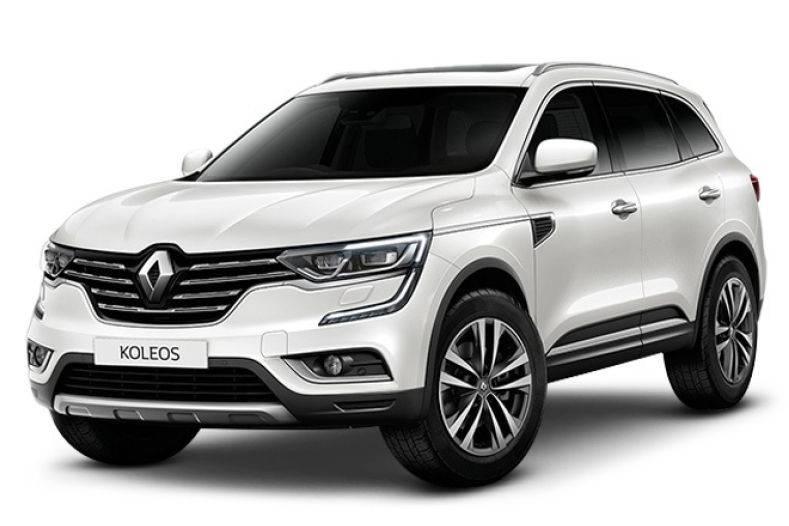 2018 Renault Koleos 2.5 4WD