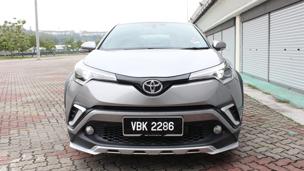 2019 Toyota C-HR 1.8 Others 008