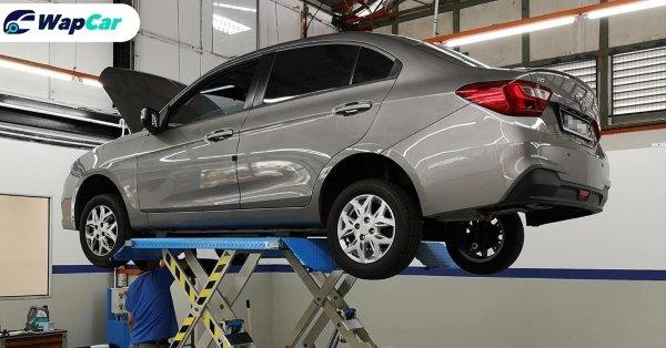 Proton Saga: Cuma RM 3,000 untuk kos jagaan lebih 5 tahun/100,000 km