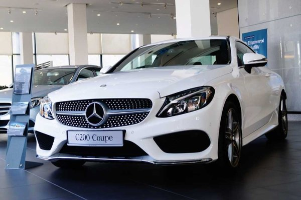 Up to RM 31k in savings when you purchase a brand-new Mercedes-Benz!