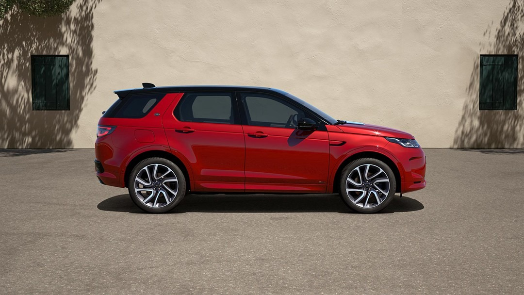 2020 Land Rover Discovery Sport Public Exterior 004