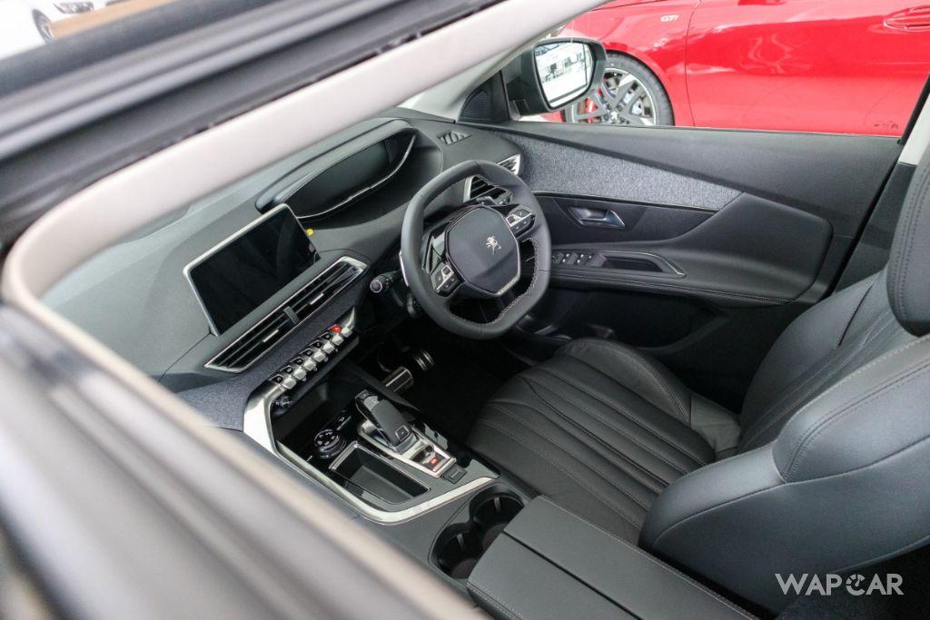 2019 Peugeot 5008 THP Plus Allure Interior 004