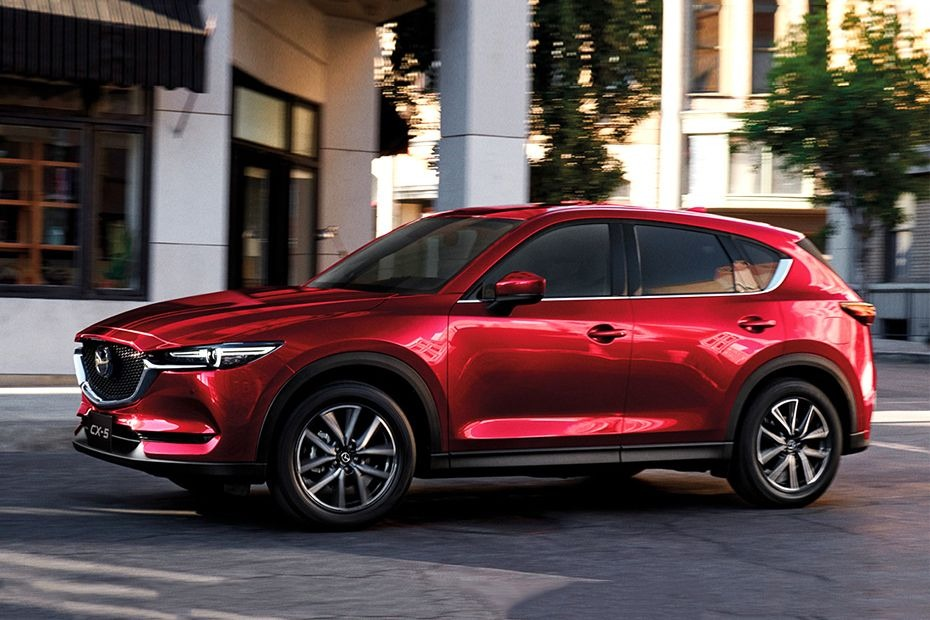 Mazda CX-5 (2018) Others 006