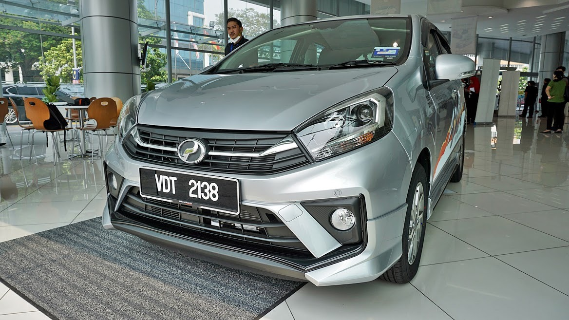 2019 Perodua Axia Advance 1.0 AT Others 010