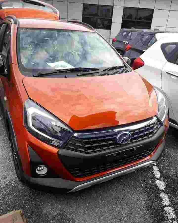 Spied: 2019 New Perodua Axia caught ahead of debut
