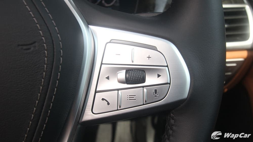 2019 BMW 7 Series 740Le xDrive Interior 007