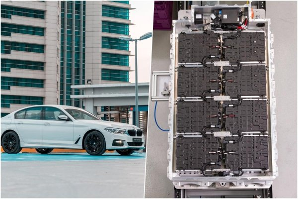 BMW 530e plug-in hybrid battery modules can be individually replaced, RM 5k per cell