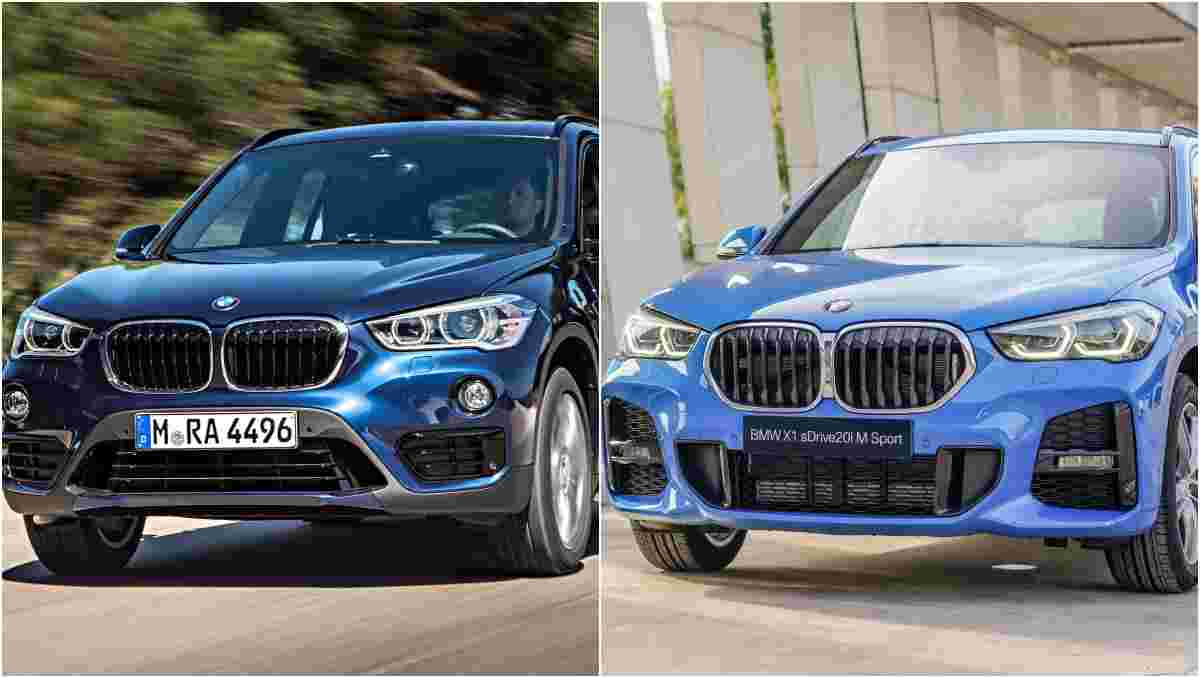 New 2020 F48 BMW X1 facelift – What's new?