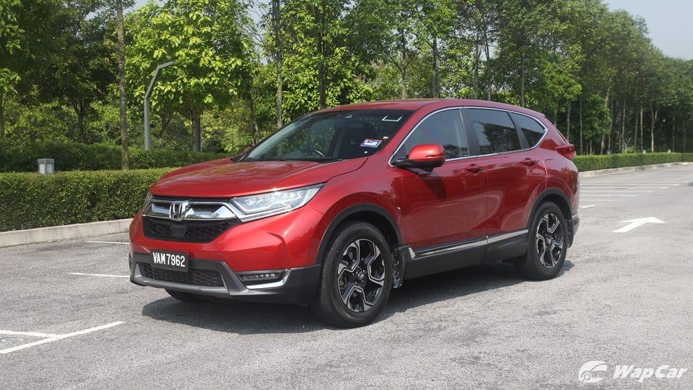 2018 Honda CR-V 1.5TC Premium 2WD Others 001