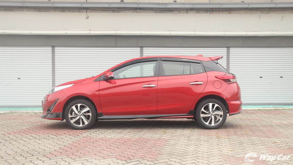 2019 Toyota Yaris 1.5G Others 008