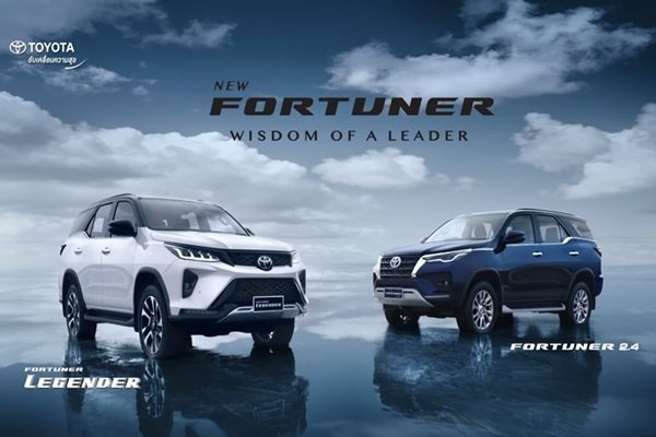 Watch: The new 2020 Toyota Fortuner in action