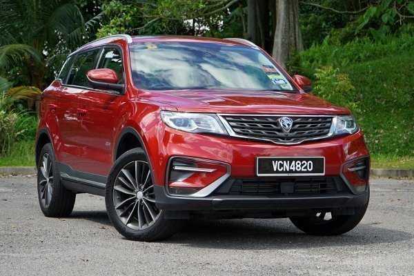 Ratings Comparison: Proton X70 vs Honda CR-V vs Mazda CX-5 - Ride comfort