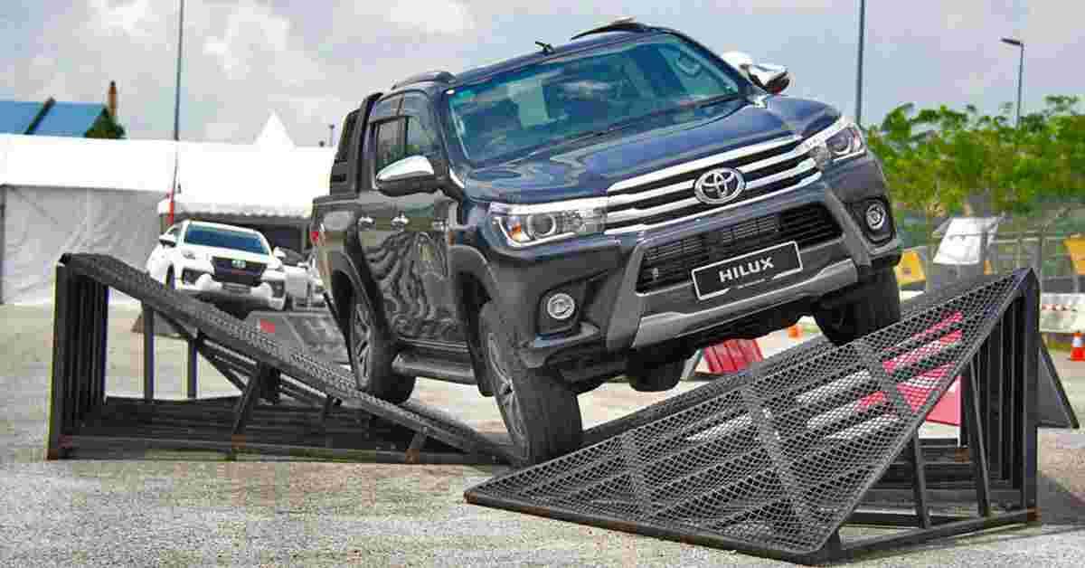 Toyota Hilux – Is it still the de-facto pick-up truck?