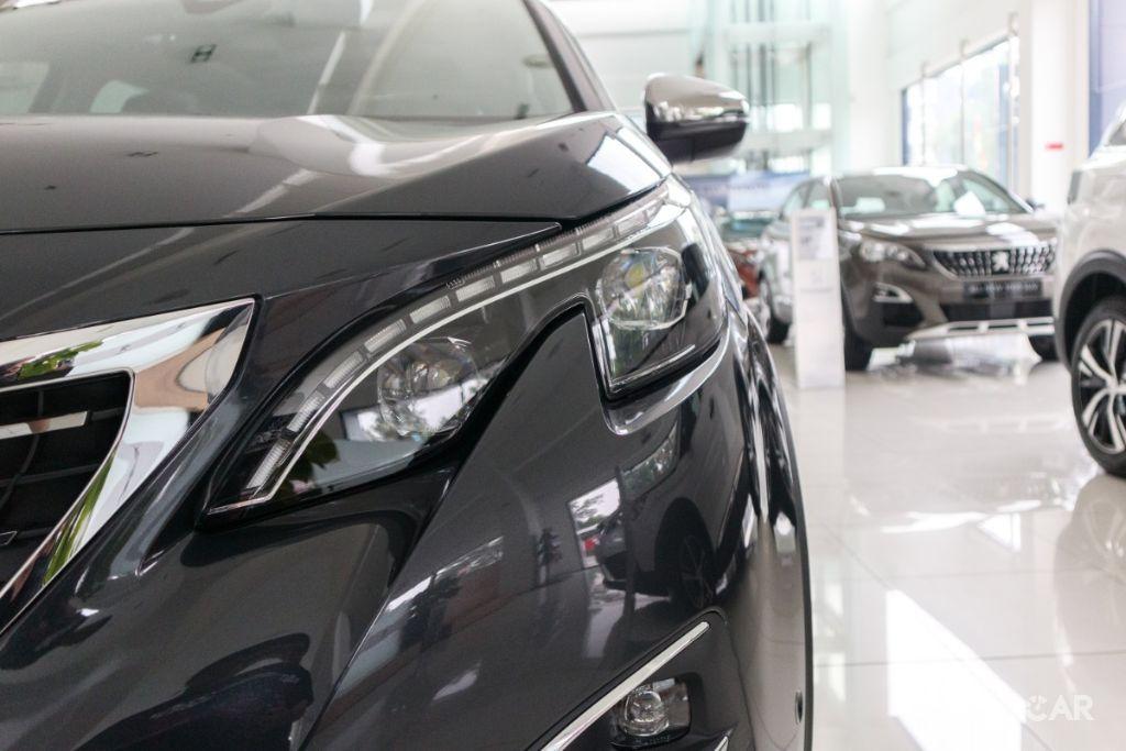 2019 Peugeot 5008 THP Plus Allure Exterior 006