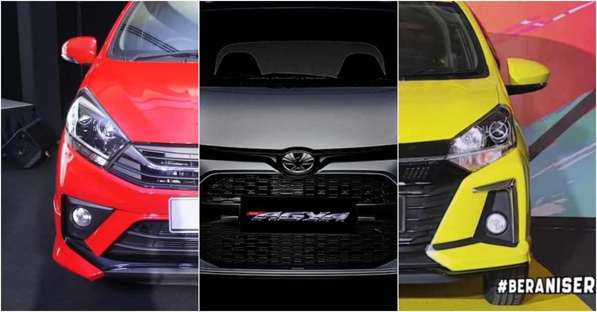 Which one to pick - Perodua Axia, Toyota Agya, or Daihatsu Ayla?