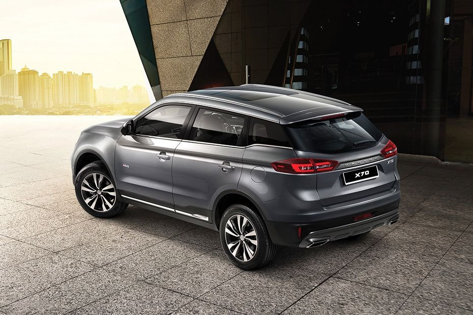 Proton X70 (2018) Others 004