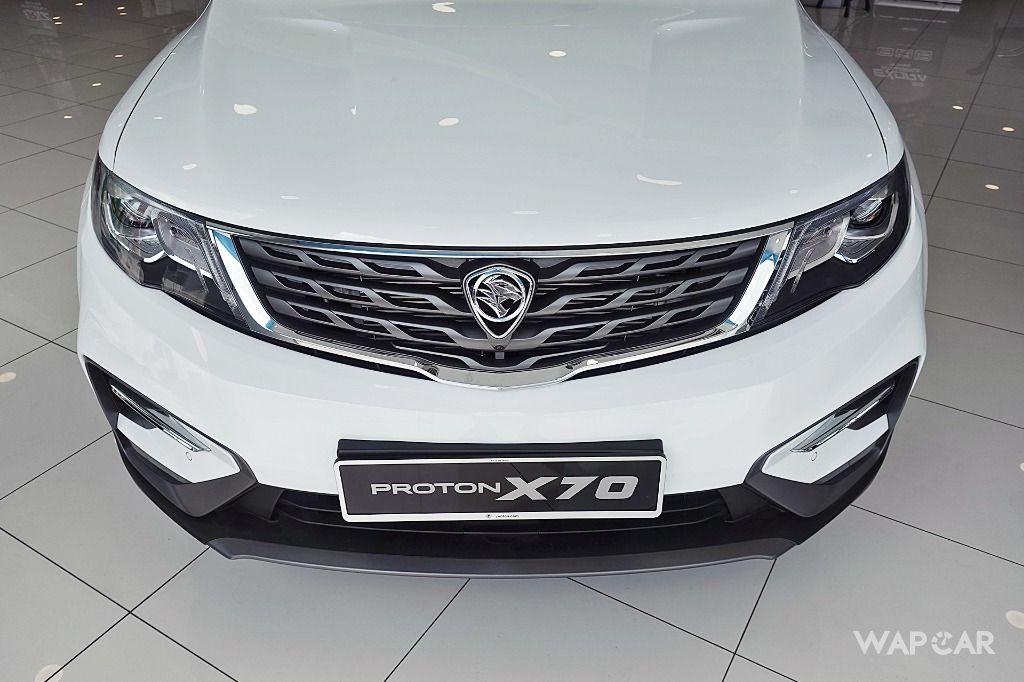 2018 Proton X70 1.8 TGDI Executive AWD Others 010