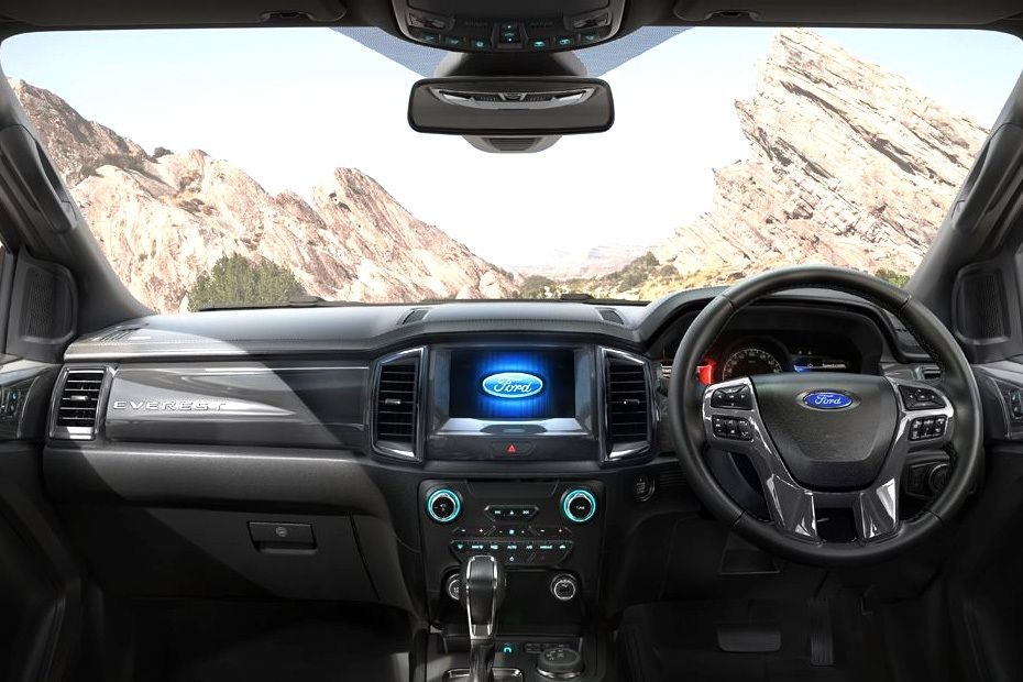 Ford Everest (2017) Others 001