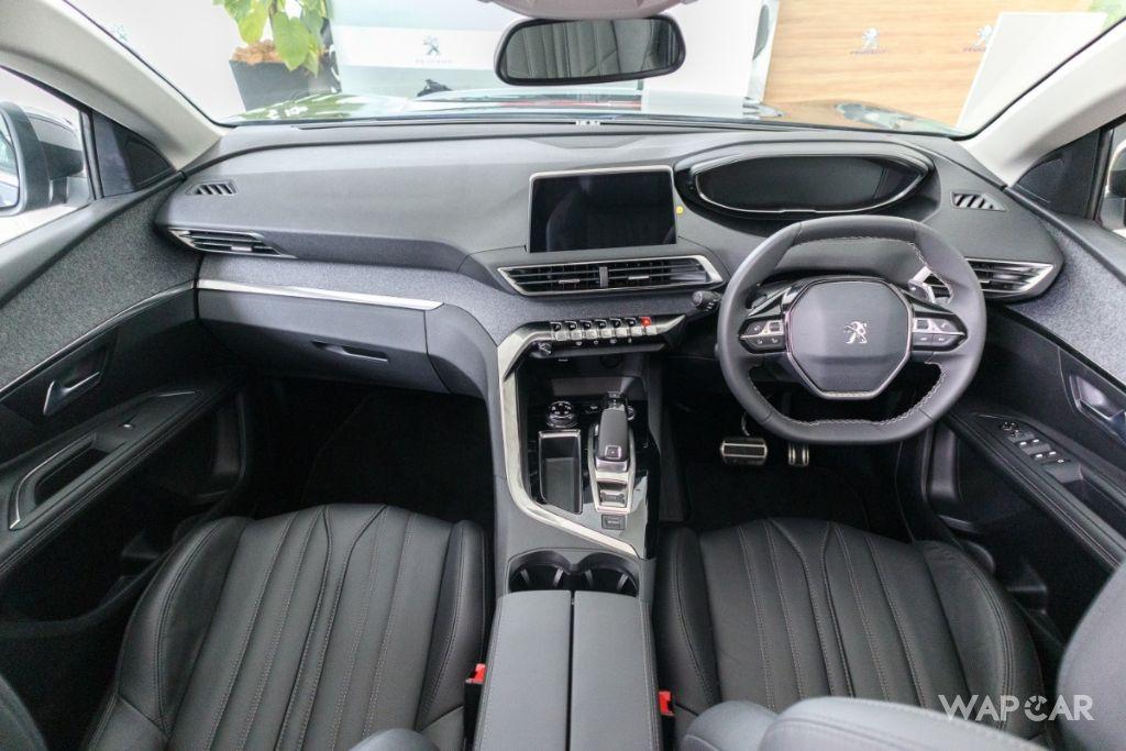 2019 Peugeot 5008 THP Plus Allure Interior 001