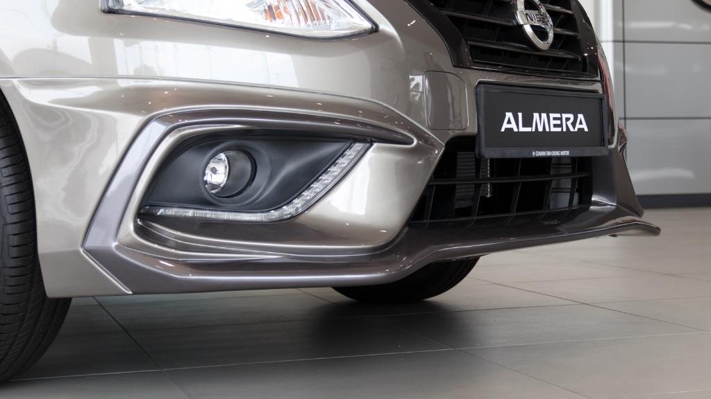 2018 Nissan Almera 1.5L VL AT Others 010