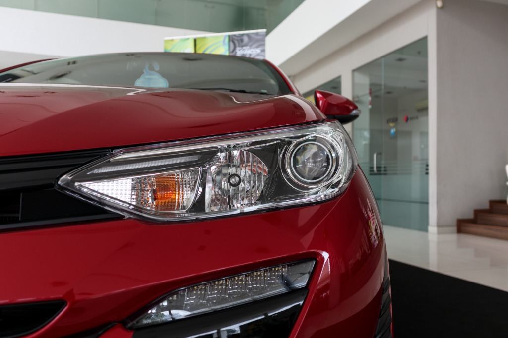 2019 Toyota Yaris 1.5E Others 008