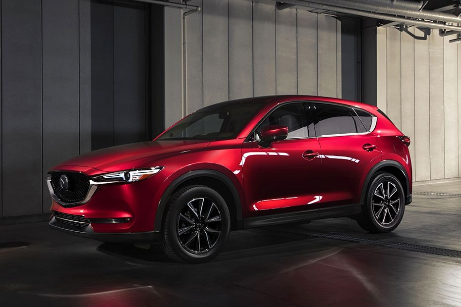 Mazda CX-5 (2018) Others 001