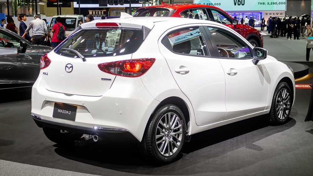 Mazda 2 Hatchback 02