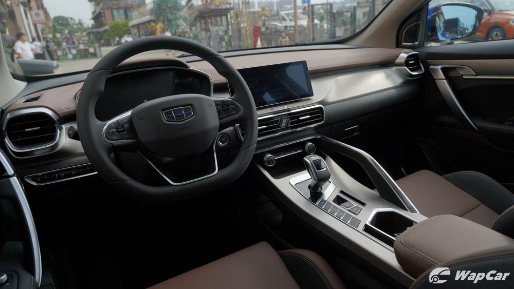 2020 Proton X50 International Version Interior 002