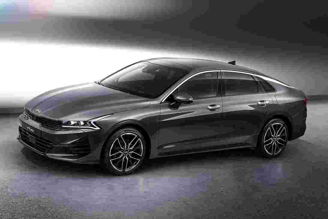 All-new 2020 Kia Optima ditches the 3-box design for a sleek fastback design