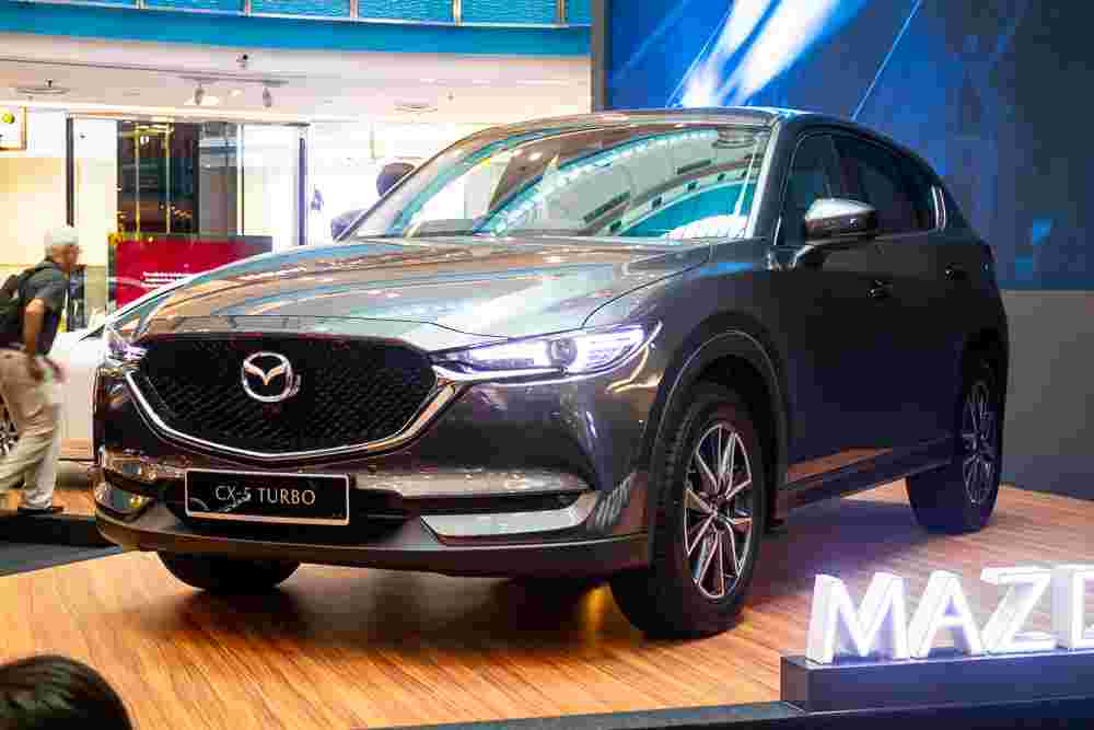 2019 Mazda CX-5 2.5L Turbo now open for booking, how much would you pay?
