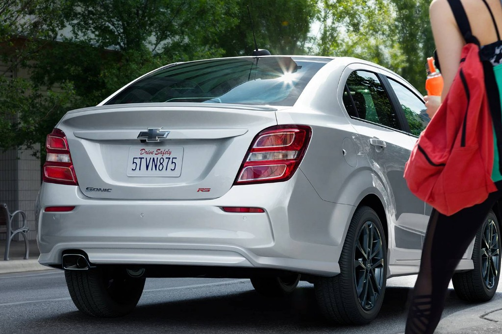 Chevrolet Sonic Sedan (2019) Others 007