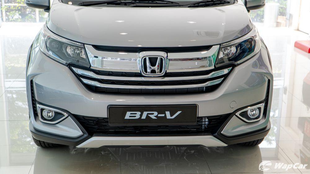 2020 Honda BR-V 1.5L V Exterior 010