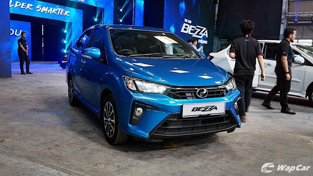 2020 Perodua Bezza 1.3 Premium X AT Others 003
