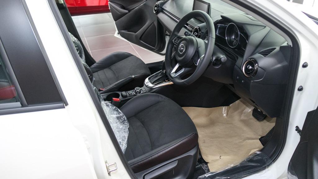 2018 Mazda 2 Hatchback 1.5 Hatchback GVC with LED Lamp Others 002