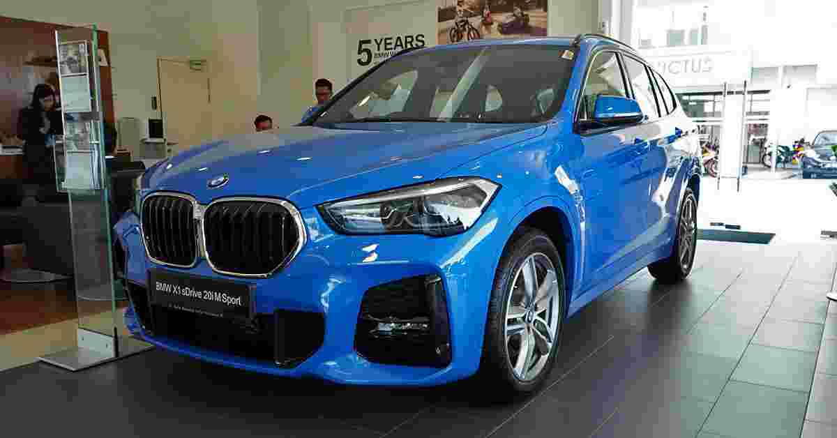 In Brief: 2020 BMW X1 (F48 LCI) – A more practical, more comfortable MINI Countryman